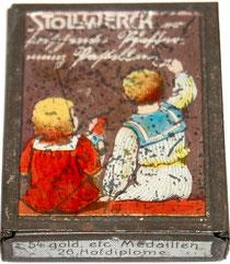 Stollwerck Pfeffermünz Probendose