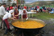 Paella für alle