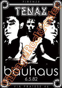 bauhaus,cimitero staglieno,punk,dark,emo,Kevin Haskins,David J Haskinks,Daniel Ash,Peter Murphy,Bela Lugosi Dead,Ian Curtis, poster, vintage rock poster,manifesto,locandina,affiche,cartaz,cartel,karte