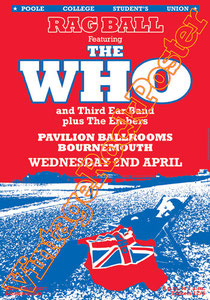 the who,who poster,who concert,mod,Pete Townshend, Roger Daltrey, Zak Starkey,my generation,baba o'riley,who are you,british modist,british rock,rock n roll,tommy, quadrophenia,lambretta,vespa piaggio