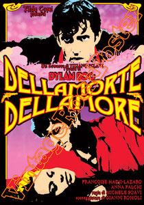 dellamorte dellamore, michele soavi, rupert everett,dylan dog, poster, bonelli, dylan dog poster,fumetto, manifesto, locandina cinema, movie, italian movie, italian cinema,spaghetti comic