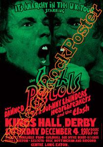 clash,joe strummer,Mick Jones, Paul Simonon, Topper, Nick Headon, punk, emo, rock in the cashba, sandinista, new punk, poster, affiche, vintage rock poster, sex pistols, sid vicious,kings hall derby