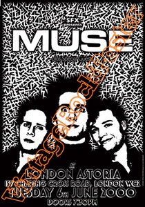 muse, Matthew Bellamy, Dominic Howard, Chris Wolstenholme,electonic music,rock,british pop,wiltern theatre,los angeles,poster muse,muse concert,the exit band,2004,hysteria,Knights of Cydonia,Supremacy
