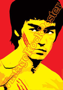 bruce lee,china,kung fu,l'urlo di chen,chuck norris,dragon,il corvo, the crow
