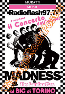 madness,ska,ska core,Graham mc pherson,Mike Barson,Lee Thompson,Mark Bedford,Daniel Woodgate,Carl Smyth,Chris Foreman,madness poster,vintage rock posters,one step beyond,complete madness