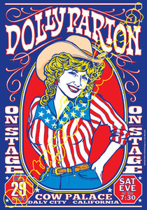 dolly parton,nashville, country, american classic , usa, unites states,hanna montana,family traveling band,spartanburg, dolly parton poster,concert , live show