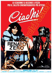 renato zero,ciao ni,cinema,film, zerofobia,zerofollia,amico,il carrozzone