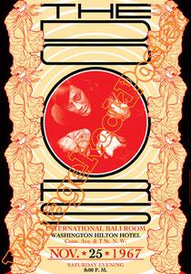 doors, Jim Morrison, Ray Manzarek, Robby Krieger, John Densmore, Rick Manzarek, Jim Manzarek, Pat Sullivan,psychedelic,psichedelia,gloria,doors poster,king snake,washington,1967