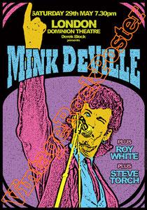 mink de ville,guitar,chitarrista,hey joe,desmasiado corazon,cabretta,Victor Mixture,classic rock,mink de ville poster,affiche,manifesto,concerto