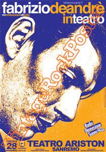 fabrizio de andrè,de andre,canzone di marinella,bocca di rosa, poesia, poetry,italian singer, cantautore,sanremo, festival, 1997, calcio, footbal