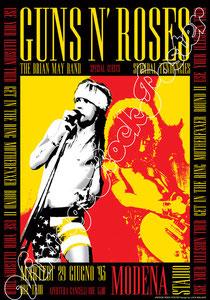 guns n roses,guns,roses,axl rose,slash, duff mckagan,steven adler, matt sorum,izzy stradlin,gilby clark,cbgb,los angeles,glam street, rock n roll,gnr poster,axl rose poster,welcome to the jungle