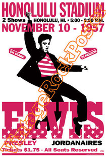 elvis presley,king of rock,memphis,elvis,pelvis,florida,las vegas, honolulu, king of acapulco,jealous rock,the king,music, classic rock,re della musica, poster, manifesto, locandina,rockabilly