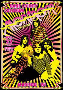 montrose,Sammy Hagar, Ronnie Montrose, Denny Carmassi,rock candy,bad motor soccer,madison,1974,bob james,keith st john,montrose poster,classic rock,rock n roll,music,poster,manifesto,locandina