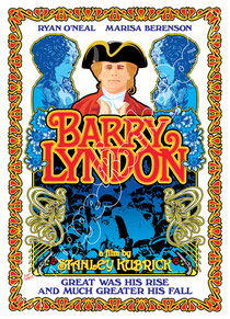 barry lyndon,stanley kubrick,kubrick poster,movie poster, cult movie, cinema, cinecittà, hollywood, costume