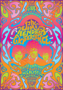 jimi hendrix,experience,soft machine,poster,manifesto,locandina,concerto,toronto,canada poster,canada concert,1968,classic rock,hey joe,rock n roll