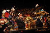 Iwami-Kagura India tour 2012