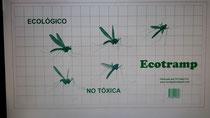 Ecotramp. NUEVAS placas ecológicas para moscas y mosquitos