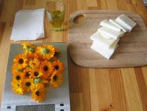 ringelblumensalbe selbst herstellen bio garten reich biologisch g rtnern. Black Bedroom Furniture Sets. Home Design Ideas