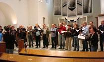 Das Bonner Vokalensemble in der Lutherkirche Bonn