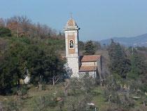 Chiesa del Crocifisso, Giuncarico