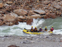 Rafting-Touris in Rishikesh