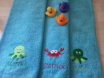Handtuch, Ostern