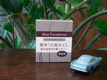 Hair Faundation  \3024(税込)