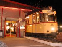 Bowling Straßenbahn Markkleeberg