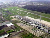 Flughafen Nürnberg Luftbild