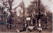 Unser Foto zeigt ein historisches Foto vom TV 1863 Schwürbitz.