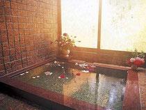 ペンション内お風呂