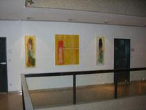 Teile der Bildergalerie im 6. Stock
