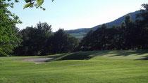 Golfen bei Bach an der Donau
