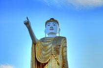 Buddha Statue, เชียงตุง รัฐฉาน Kyaing tong, Myanmar
