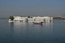 Udaipur - Blick auf den Pichola-See