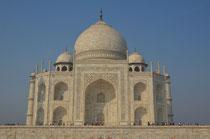 Krone der Paläste - Das Taj Mahal
