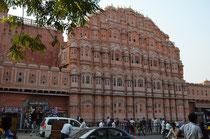 Palast der Winde - Jaipur