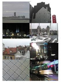 Oostende Stadt, Jens Walko Kunst