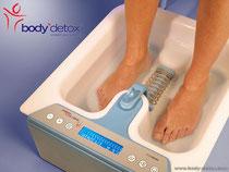 Body Detox® Elektrolyse Fussbad