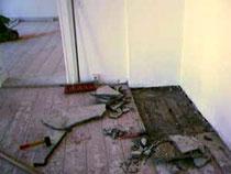 Referenzen: Ofenecken ersetzen