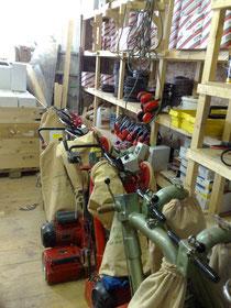 Schleifmaschine Buckow Berlin