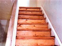 Referenzen: Treppen schleifen