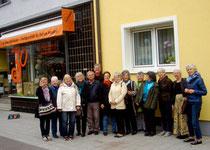 Mitarbeiterinnen des WL Wissembourg besuchten Bruchsal