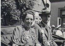 Willy Landes und seine Frau Marie