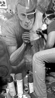 Artists Ariel Ortega