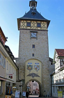 © Traudi - Oberer Torturm