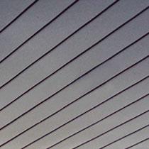 Revestimiento techo aluminio
