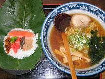朴葉寿司ランチ(夏季限定)
