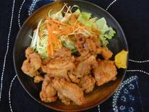 唐揚げ(鶏肉10個)