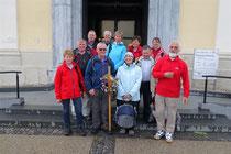 Pilgern nach Maria Taferl